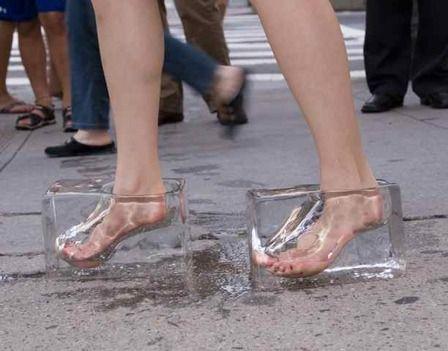 scarpe piu strane al mondo