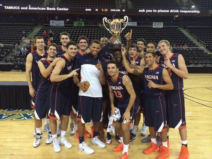 UVA Basketball Go Hoos!!