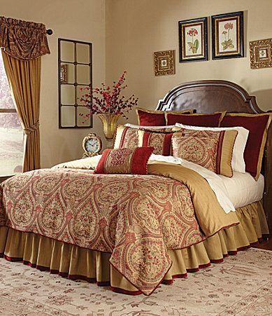 Veratex Cordovan Bedding Collection Dillards I Can Dream Pinterest Dillards Tapestries