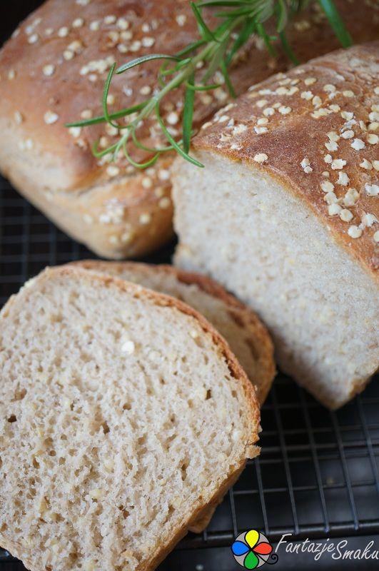 Chleb jaglany z mąki pszenno-żytniej na zakwasie http://fantazjesmaku.weebly.com/blog-kulinarny/chleb-jaglany-z-maki-pszenno-zytniej-na-zakwasie