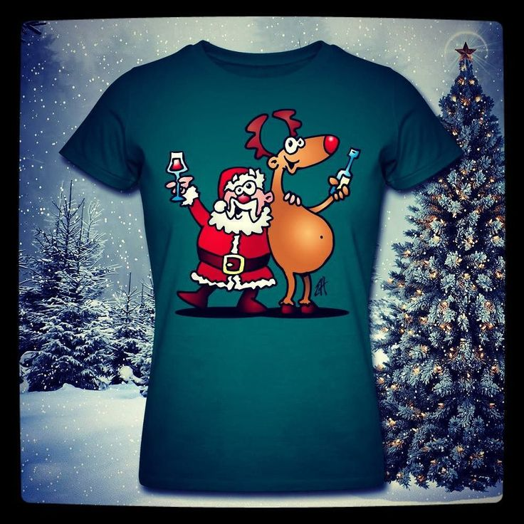 https://www.cardvibes.com/en/themed-t-shirt-shops/christmas-t-shirts#!santaclausandhisreindeer-A107087083  Santa Claus andere his reindeer are having a Christmas drink on a T-Shirt.  #cybermonday #christmas #christmastshirt #santa #tshirt #tshirtdesign #santaclaus #reindeer #gift #gifts #shop #shopping #onlineshop #pod #podartist #drawing #funny #colorful #bestof #bestofchristmas #instagood #instagram #instagood #spreadshirt #dailydrawing #dailysketch #xmas #Cardvibes #Tekenaartje #Instagram…
