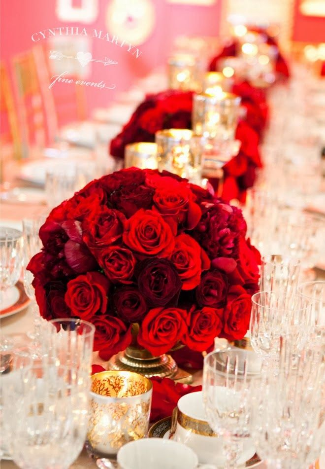 Love this! So elegant! (The Best Wedding Centerpieces of 2013 - Belle the Magazine. The Wedding Blog For The Sophisticated Bride)