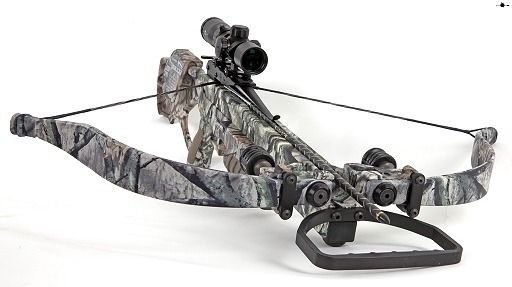 Not only is the Excalibur Matrix Mega 405 the best crossbow you can get, it is also faster than every other recurve crossbow. The Matrix Mega 405 can propel a bolt at 405 fps producing an insane amount of kinetic energy (127 ft.lbs). This isn't a bow intended for target practice; it is made for the most demanding hunters. The Matrix 405 comes in a full package, with everything included to start shooting it immediately.