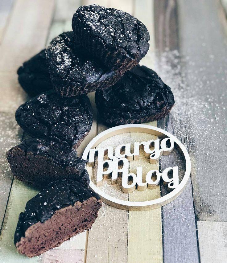 217 отметок «Нравится», 2 комментариев — 🍴БЛОГ ПП РЕЦЕПТОВ 🔆 (@pp.recepts) в Instagram: «Автор рецепта:@margo_pp_blog -  Черные кексы 🖤 Шоколадные 🍫 Плотные по текстуре 👌🏼 Такие вкусные 🤤…»