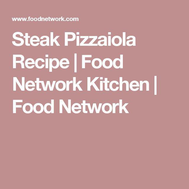Steak Pizzaiola Recipe | Food Network Kitchen | Food Network