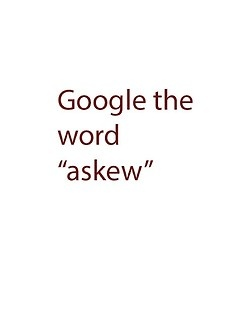 Well played, Google. Well played.: Askew, Very Funny, Trippy Stuff, This Is Awesome, Plays Google, Crazy, Well Plays, Barrels Rolls, So Funny