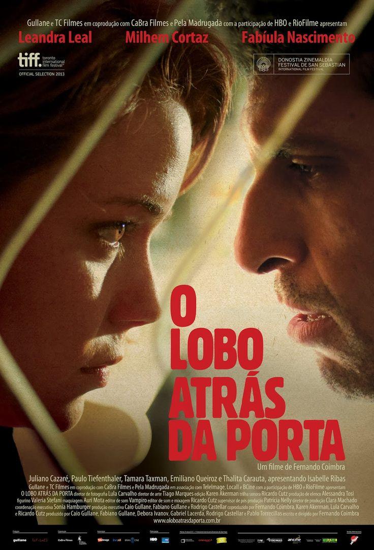 Conheça o pôster do nacional O Lobo Atrás da Porta, com Leandra Leal - Notícias - Cinema10.com.br
