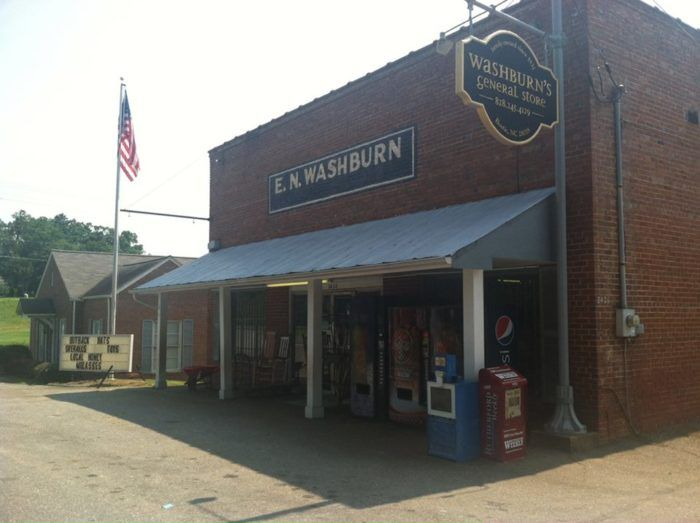 The Oldest General Store In North Carolina Has A Fascinating History