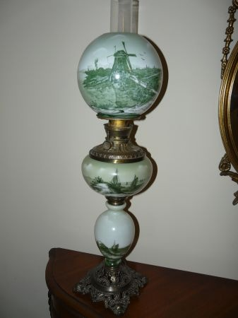 1000 Images About Old Parlor Lamps On Pinterest