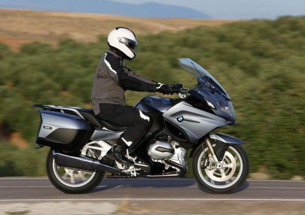 BMW R1200RT ride