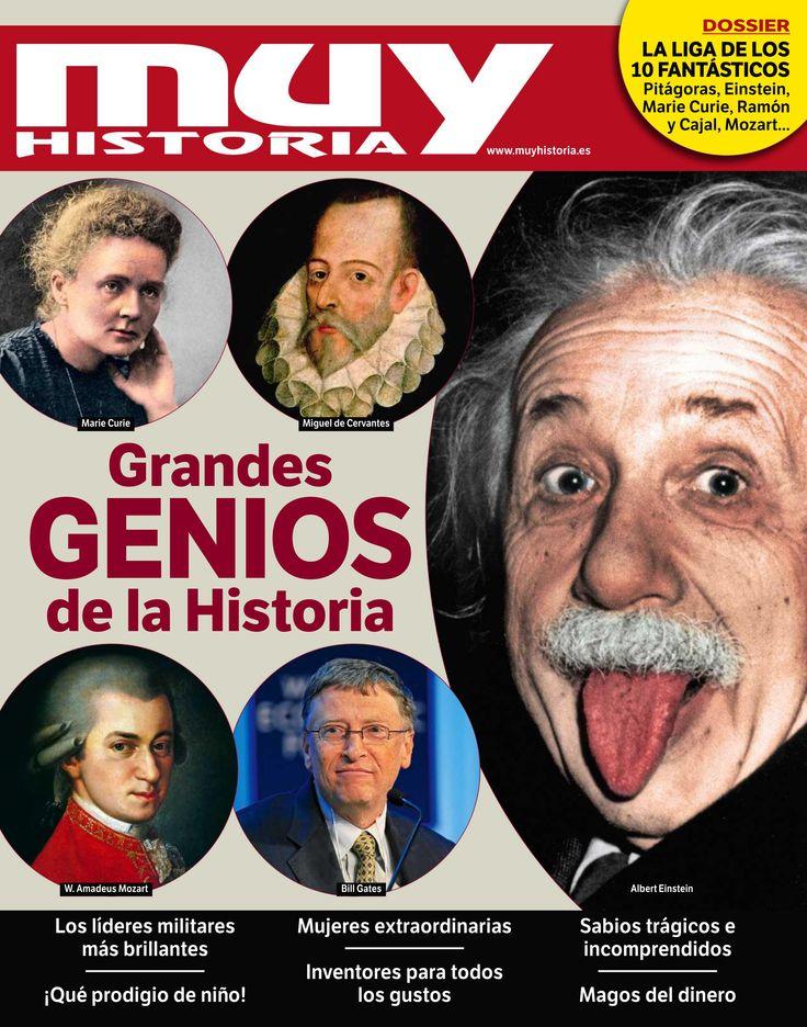 Muy #Historia 67. Grandes #genios de la #historia.