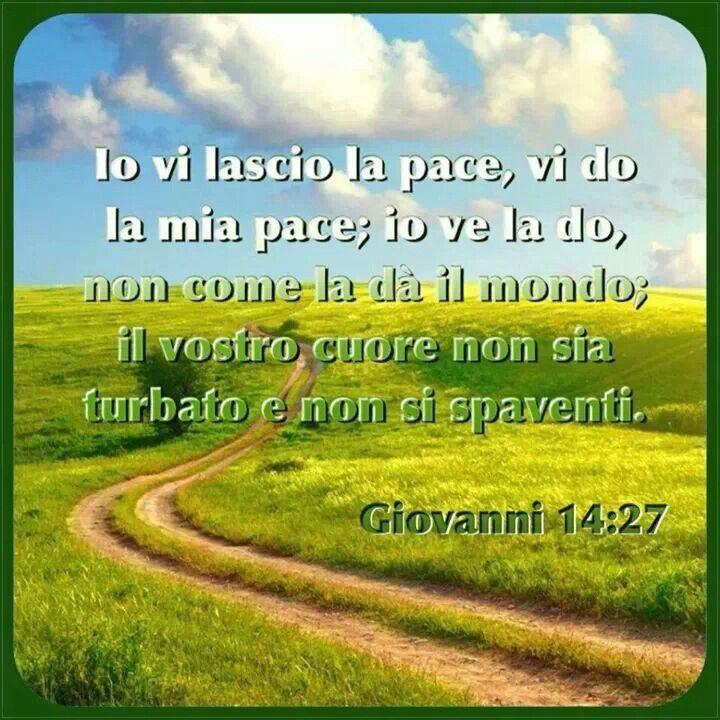 Giovanni 14:27