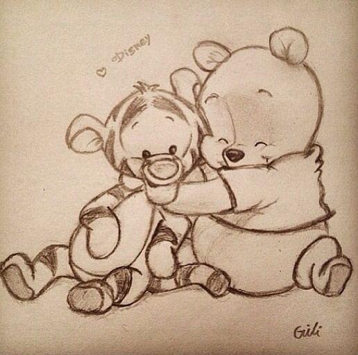 Winnie & Tigrou