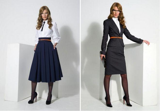 офисная мода 6
