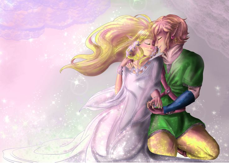 Zelink Sweet Love by TheHummingInker (With images