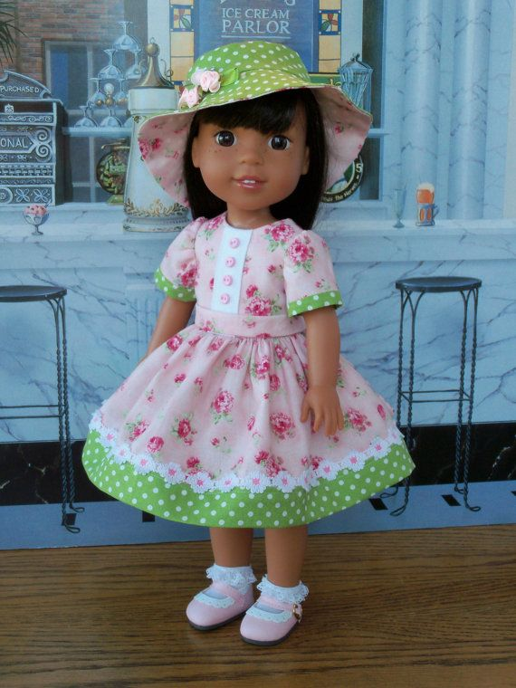 CYBER MONDAY SALE Dress Hat and Shoes for American Girl