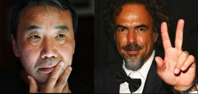 La admiración mutua entre Haruki Murakami y Alejandro González Iñárritu http://shar.es/1gr3wu #México #Japón #Cine #Literatura