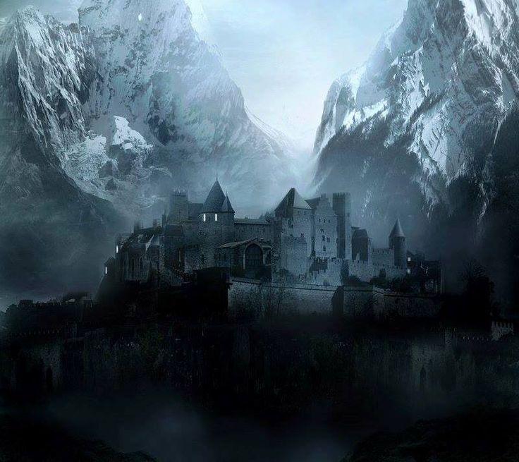 Beautiful Fantasy Castle 3