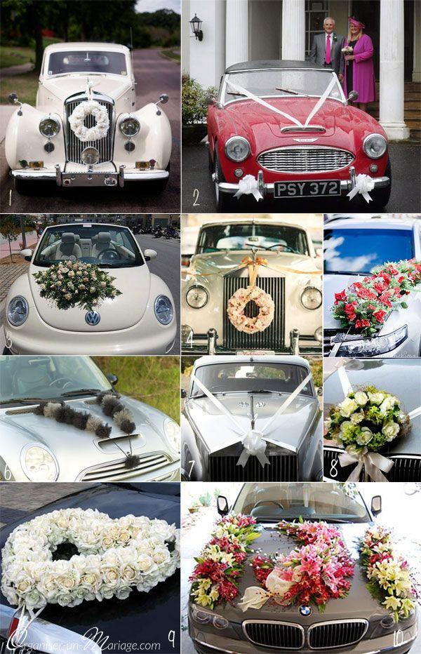 Les 25 meilleures id es de la cat gorie d corations de for Decoration 2cv mariage
