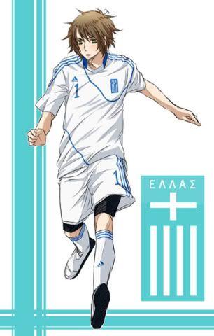 Greece FIFA - Hetalia