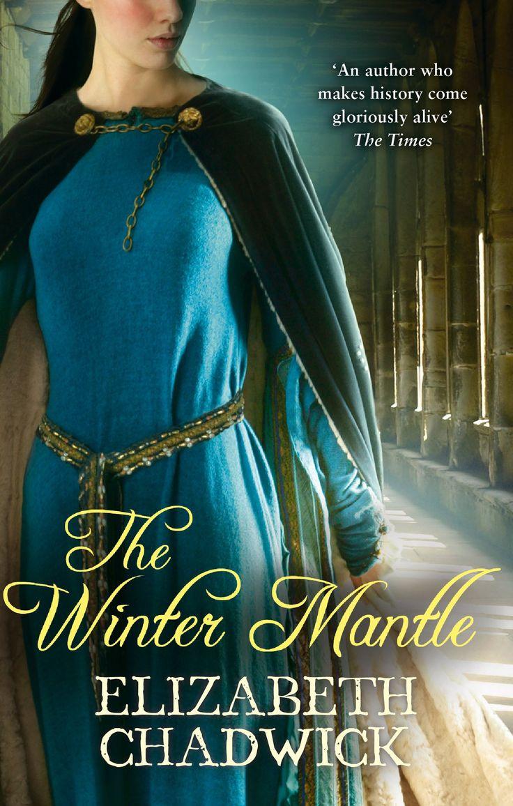Elizabeth Chadwick - The Winter Mantle / #awordfromJoJo #HistoricalRomance #ElizabethChadwick
