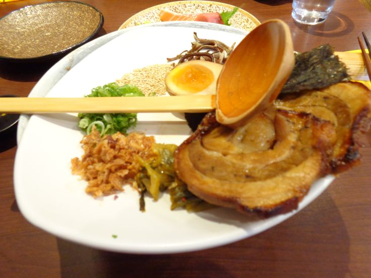 Japanese Soup @ Restaurant Cocoro