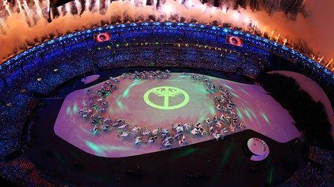 Jeux olympiques de Rio: que la fête commence!