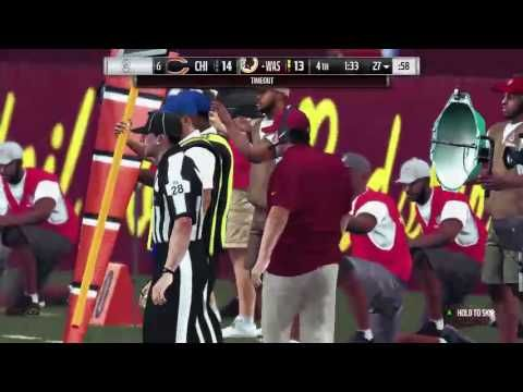 Madden 17 MUT Xbox One Unreal Catches, Runs and Touchdowns (Xbox One)