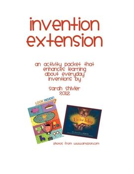 Packet includes four activities all based on everyday inventions!  Students can match the invention description to the item, make a time line of in...