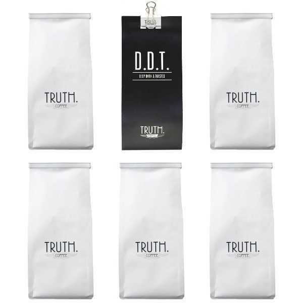 Buy this bundle to explore what Truth Coffee has to offer, from its popular blends to its unique single origin coffees