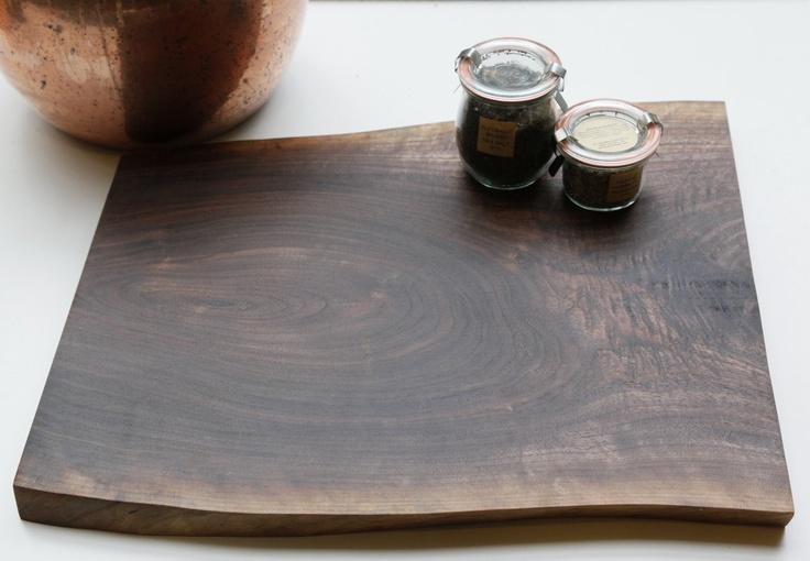 Live Edge, Walnut, Cutting Board or Platter