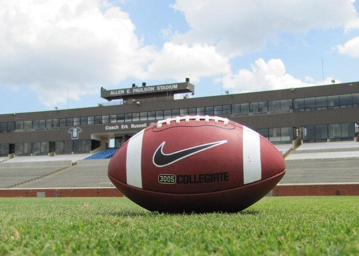 "Home opener for Georgia Southern Football at ""The Prettiest Little Stadium in America"" is Saturday, Sept. 10! #GATA @Cyndy Mason Jones"