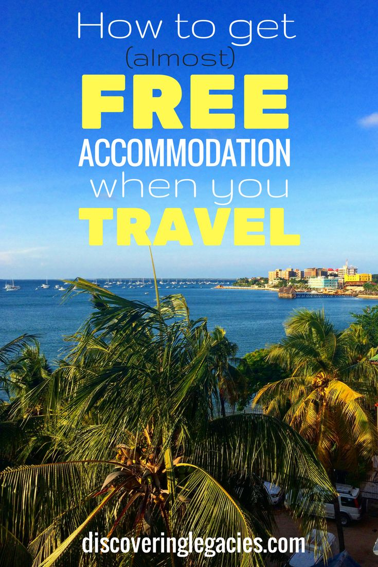 HOW TO GET (ALMOST) FREE ACCOMMODATION WHEN YOU TRAVEL  …without prostituting yourself :p  Housesitting, houseswapping, couchsurfing, etc.