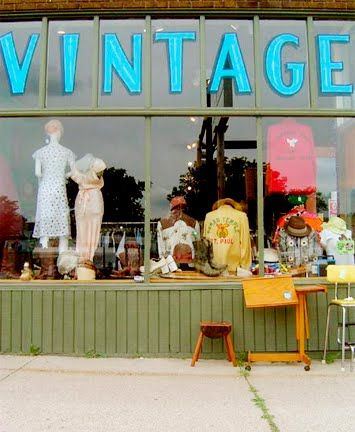 97 best images about Vintage shops on Pinterest