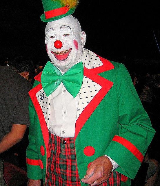 circus clowns - photo #19