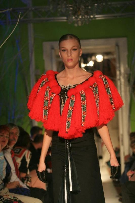 Dr. Nour Foundation for Art and Heritage: Romanian style in French fashion
