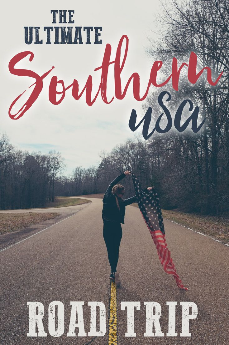 Ultimate Southern USA Road Trip
