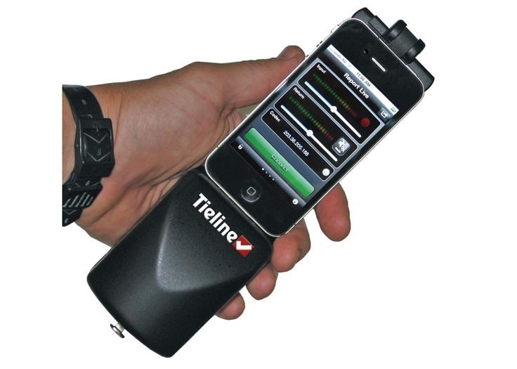 Tieline Mic Adapter - Audio de alta fidelidad utilizando tu micrófono dinámico favorito.