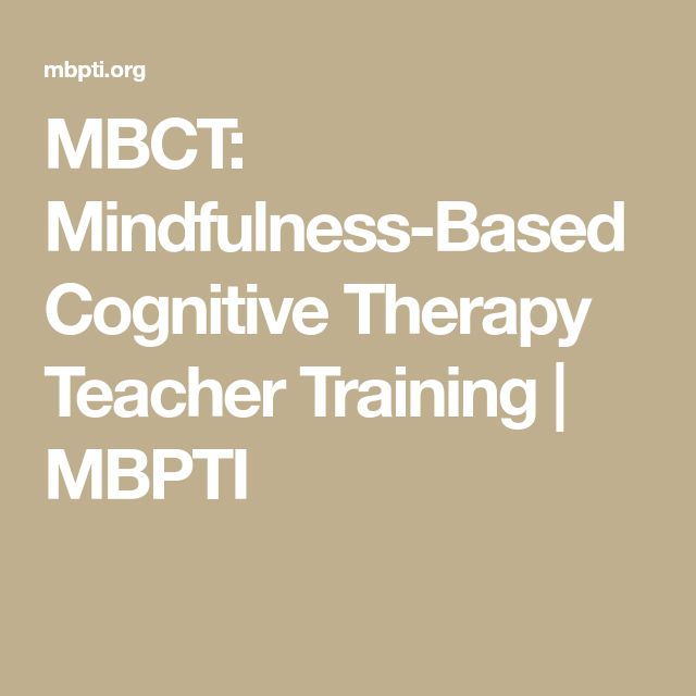 mindfulness-based cognitive therapy for generalized anxiety disorder pdf