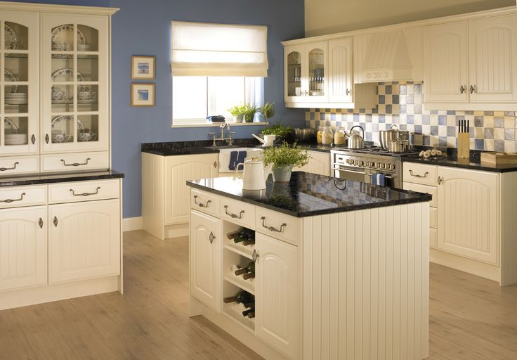 Choose Sherwood Pale Cream design for your dream kitchen at affordable price.