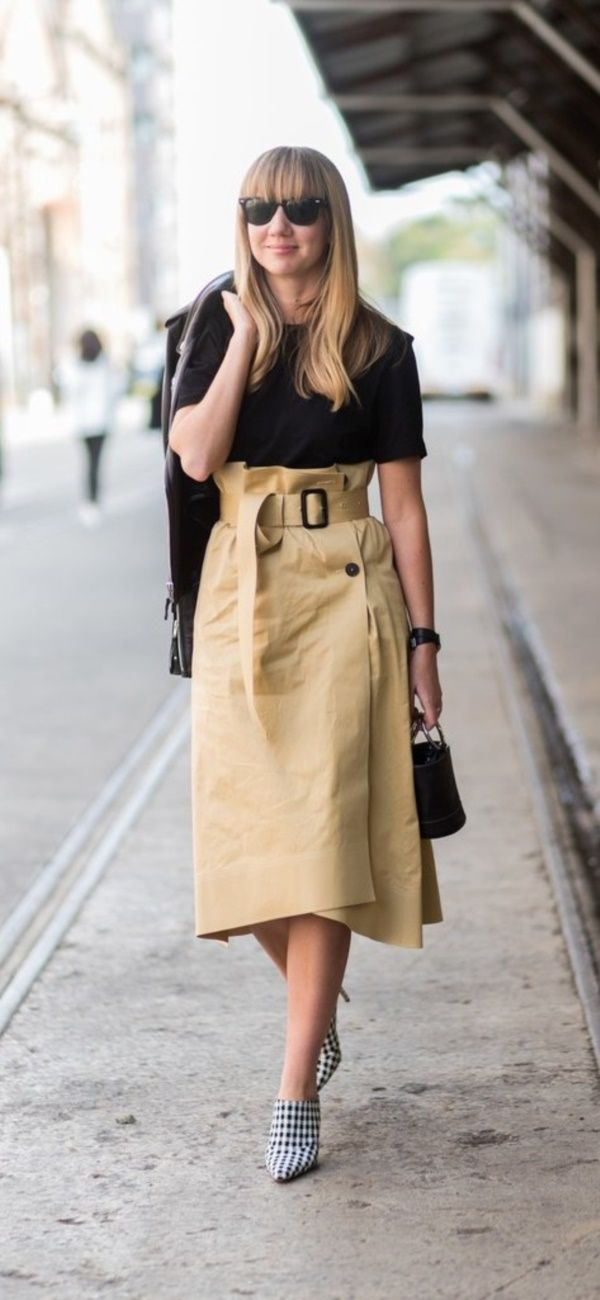 6988880361d 100 Unboring Summer Work Outfits for 2018 - Aww Outfits