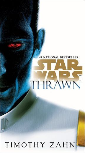 Paperback Thrawn (star Wars) by Timothy Zahn - Paperback releases Jan 30 and is available for preorder