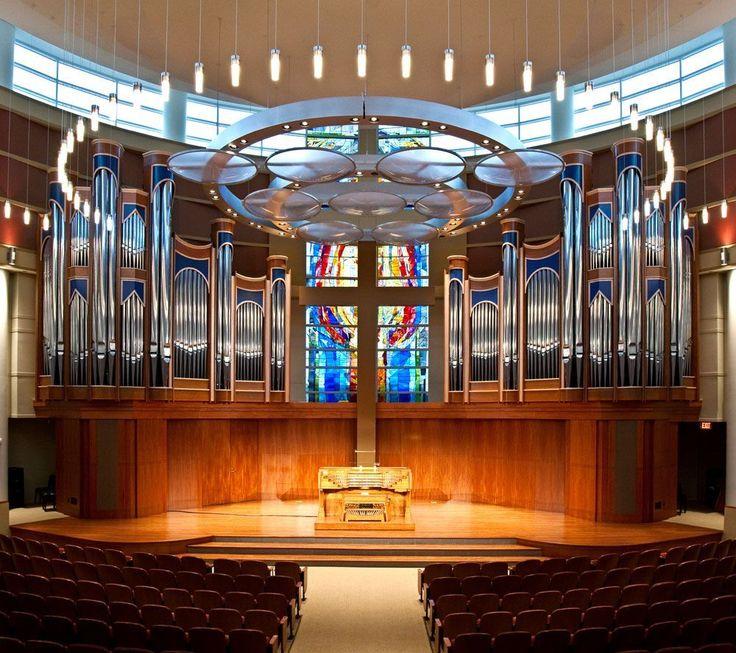 Houston Baptist University Chapel