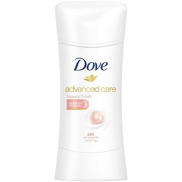 Dove Advanced Care Beauty Finish Antiperspirant Deodorant . oz ($4.69) ❤ liked on Polyvore featuring beauty products, bath & body products, deodorant, dove deodorant, anti perspirant and deodorant, anti-perspirant and deodorant, anti perspirant deodorant and antiperspirant deodorant