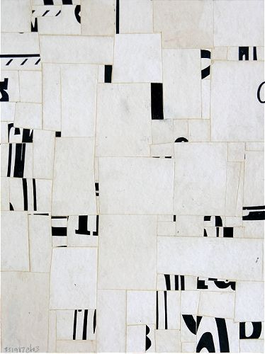Ceil Touchon -Suprematist Non-Objective Poetry