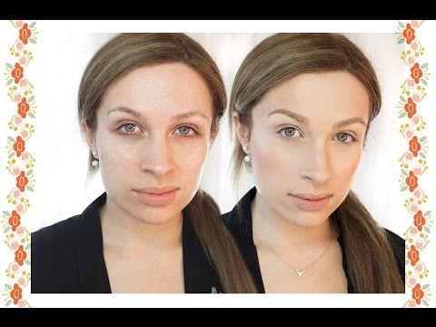 • Idealny makijaż twarzy - najważniejsze rady    KATOSU • - YouTube