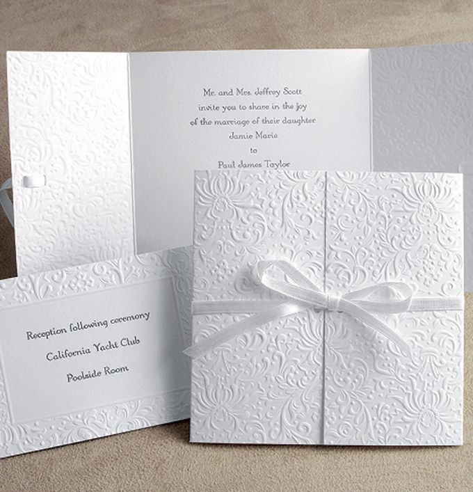 sister wedding invitation card wordings%0A Wedding  Invitations  Elegant  The american wedding  Sophisticated