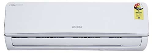 Enjoy cool and fresh air with the Voltas 183 SY Split Air Conditioner. This 1.5-ton AC is designed to regulate the temperature of a room as per your convenience. Ideal for use at home or office, this energy efficient AC features a 3-star rating. 1.5 ...