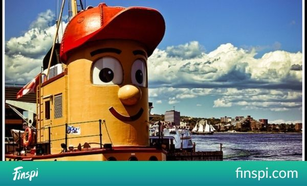 Learn About Halifax, Nova Scotia Canada #summer #travel #kid #canada #remember this #summer 2015 #nova scotia #tugboat
