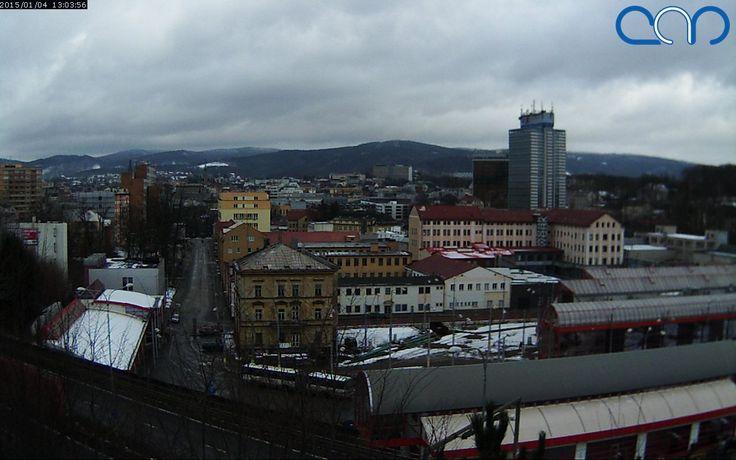 Liberec - Czech Republic Live webcams City View Weather - Euro City Cam
